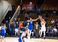 Men's Basketball Falls in Tight One to BYU