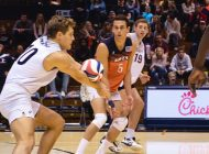 No. 5 Men's Volleyball Sweeps No. 9 Stanford to Remain Perfect at Home