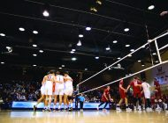 Men's Volleyball looks to build on first-half success