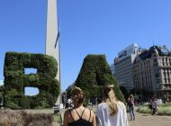 Spring Students Adjust to Life Abroad in Buenos Aires