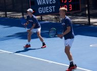 Men's Tennis Secures First Sweep of the Season Against Navy