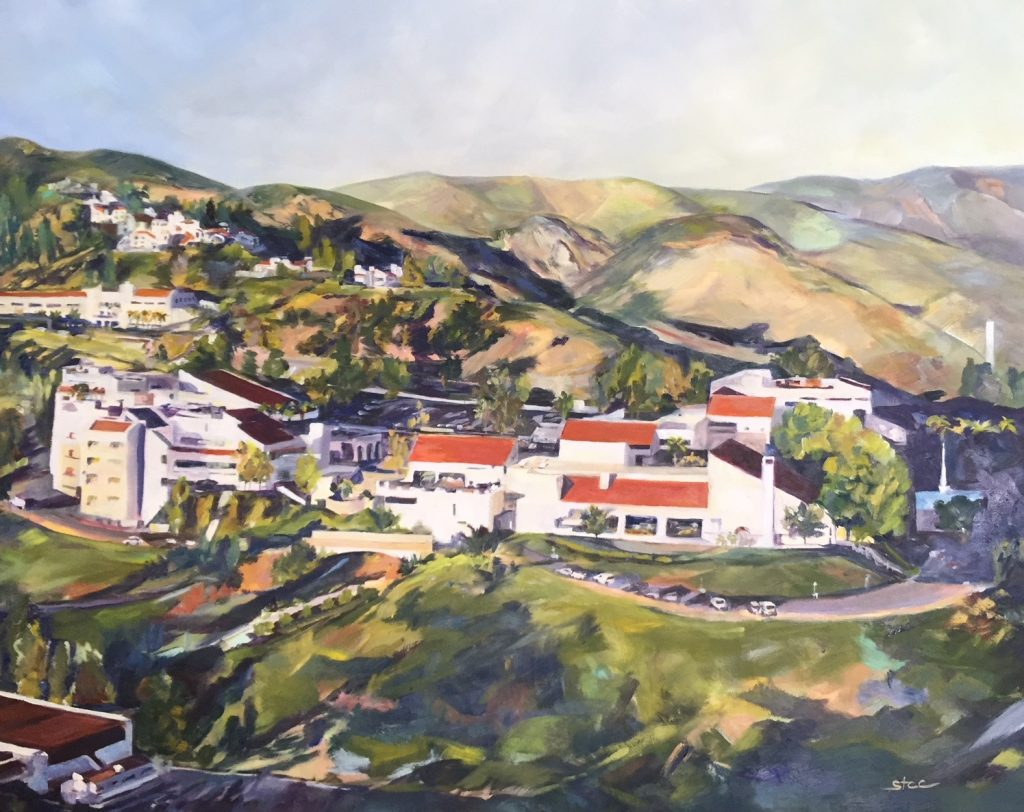 Pepperdine Oil