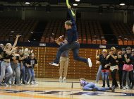 Frosh Follies Brings Excitement and a Surprise from President Gash