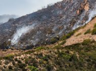 Fire Returns to Malibu