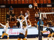 WVB Sweeps UC Irvine in Final Home Nonconference Match