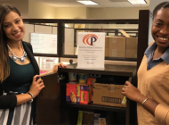 Waves Food Cabinets Battle Food Insecurities at Pepperdine