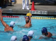Water Polo Battles UCLA, Loses in Thriller