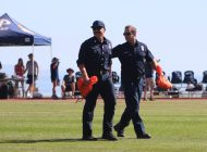 First Responders Honored For One-Year Anniversary of Malibu Tragedies at W. Soccer Game