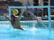 Water Polo Defeats UCSB