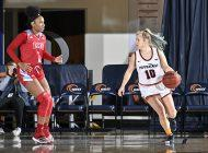 Women's Basketball Falls to LMU