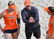 Beach Volleyball Prepares to Win Back WCC Title