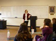 Chaplain Becomes First Woman to Teach Preaching Class at Pepp