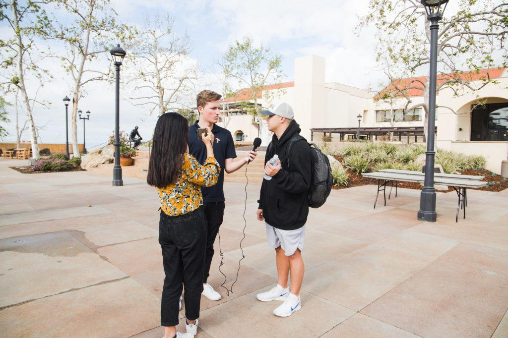 Sophomore Mason Chin speaks to the Graphic's Digital Editor Kayiu Wong and Staff Writer Austin Hall about his reactions to having to move out of the Malibu campus after only being back for less than a month.