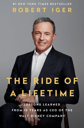 In his book, Iger celebrates the people who helped him grow by sharing their stories and words of wisdom.