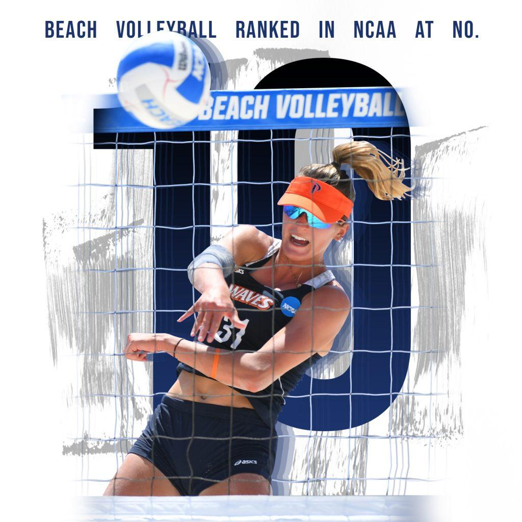 Graduating senior Deahna Kraft has battled through the ups and downs the last four years of the Pepperdine Beach Volleyball program, and plans to play indoor volleyball as a graduate student at the University of Wisconsin—Madison next year.