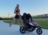 Alumna, Mom of Two, Runs Olympic Trials Marathon