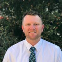 Calabasas High School Assistant Principal Martin Freel poses outside for his 2019–2020 picture. Photo via staff directory