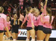 Men's and Women's Indoor Volleyball Recalibrate for Season