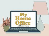 My Home Office: Maddie Colella