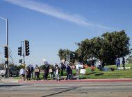 Pepperdine Justice Coalition Protests for Action and Acknowledgment from Administration