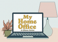 My Home Office: Cambria Acheson
