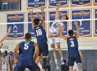 No. 2 BYU Takes Doubleheader vs. No. 5 Pepp Men's Volley