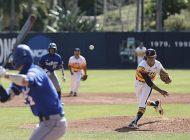 Waves Swept by No. 9 UCSB
