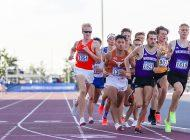 On Track to Make History: Karl Winter Runs at the NCAA West Regional Preliminary