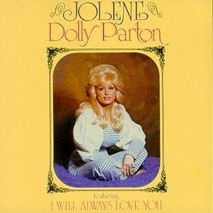 """The cover of Dolly Parton&squot;s 1974 album, """"Jolene,"""" depicts a young Parton early in her singing and songwriting career. """"Jolene"""" has gone on to be covered by many artists, including Parton&squot;s goddaughter Miley Cyrus. Photo courtesy of dollyparton.com"""