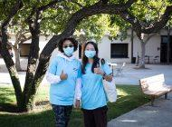 New Health Ambassadors Monitor Public Spaces for Mask Wearing