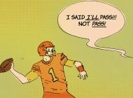 Hot Shots: Football — I'll Pass