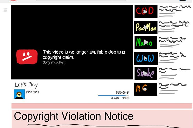 YouTube copyright rules limit gamers ‹ Pepperdine Graphic