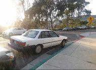 Bad parking job of the week 03.13.14