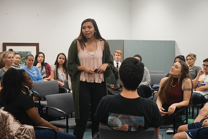 Beloved Community Initiative Holds Student-Led Conversation on