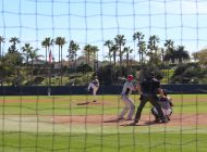 Baseball Matchup Against Fresno State Fades to Black