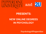 Pepp Offers Three New Online Degrees