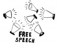 Overcome Divisions Through Free Speech