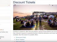 Malibu and Calabasas Student Discounts
