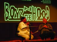 'Boyz N the Hood' Producer Speaks with Students
