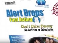 Alert Drops Combats Drowsy Driving