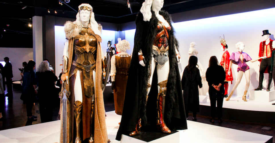 Fidm Unveils Costumes From The Silver Screen Pepperdine Graphic
