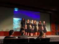Students Snap for 'Epiphany' Poetry Night