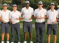 Men's Golf Sets Records at the Waves Challenge
