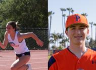 Athletes Wood and Davis Balance Greek Life with Sports
