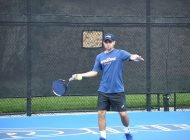 Garapedian and Schaechterle Lead New Regime for Men's Tennis