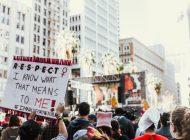 Pepperdine Students March for Women