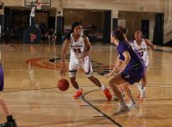 Women's Basketball Gets Back on Track, Sweeps Homestand