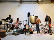 Artists Collaborate to Become Night Owl Players