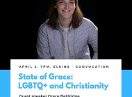 "Crossroads and ""State of Grace"" Spark Conversation about LGBTQ+ and Christianity"