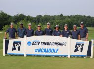 Men's Golf Ranked No. 2 in Preseason National Poll